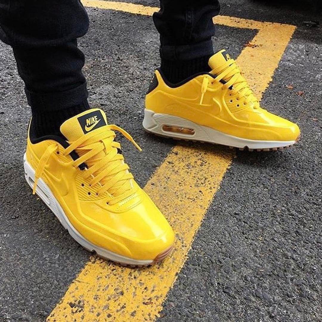 new style a586e 8148a Nike Air Max 90 VT QS x Varsity Maize  pippo qs https   tmblr