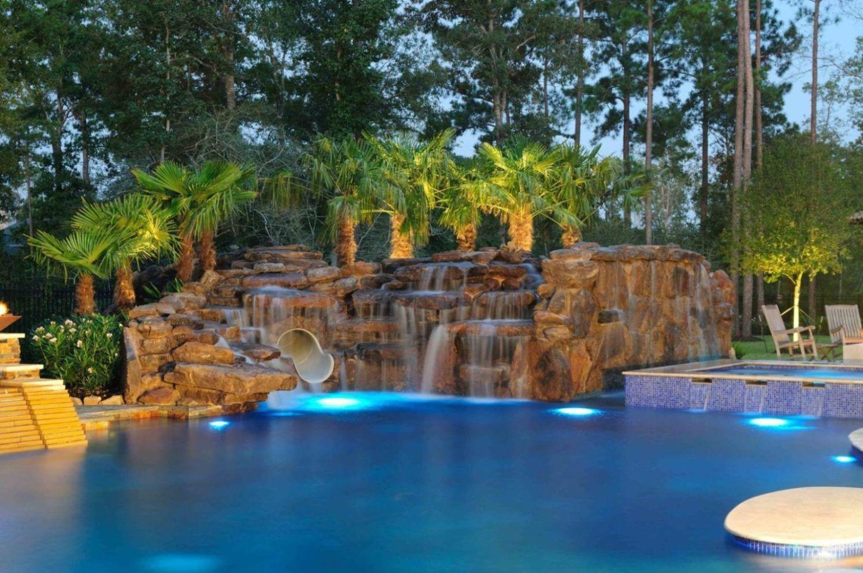 Custom Swimming Pools Priced Between 40k 100k Swimming Pool