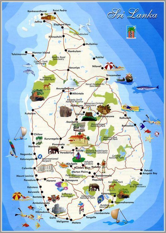 Carte Sri Lanka Tourisme.Colombo Travel Guide Wikitravel Sri Lanka Tourism En