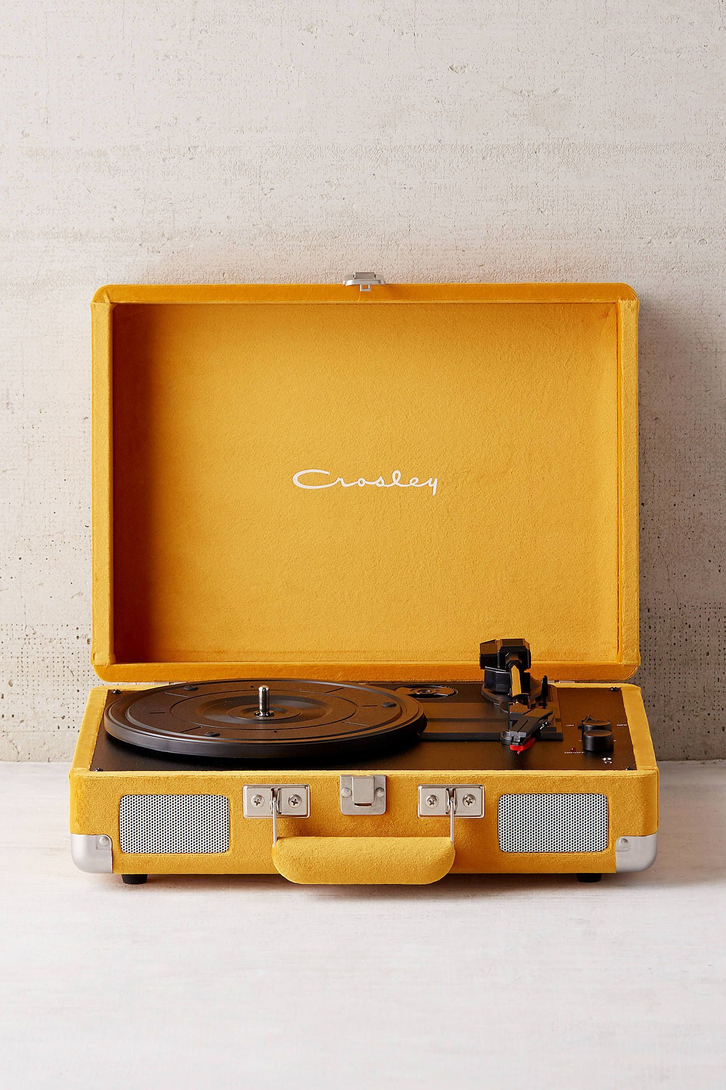 Crosley UO Exclusive Velvet Cruiser Bluetooth Record Player
