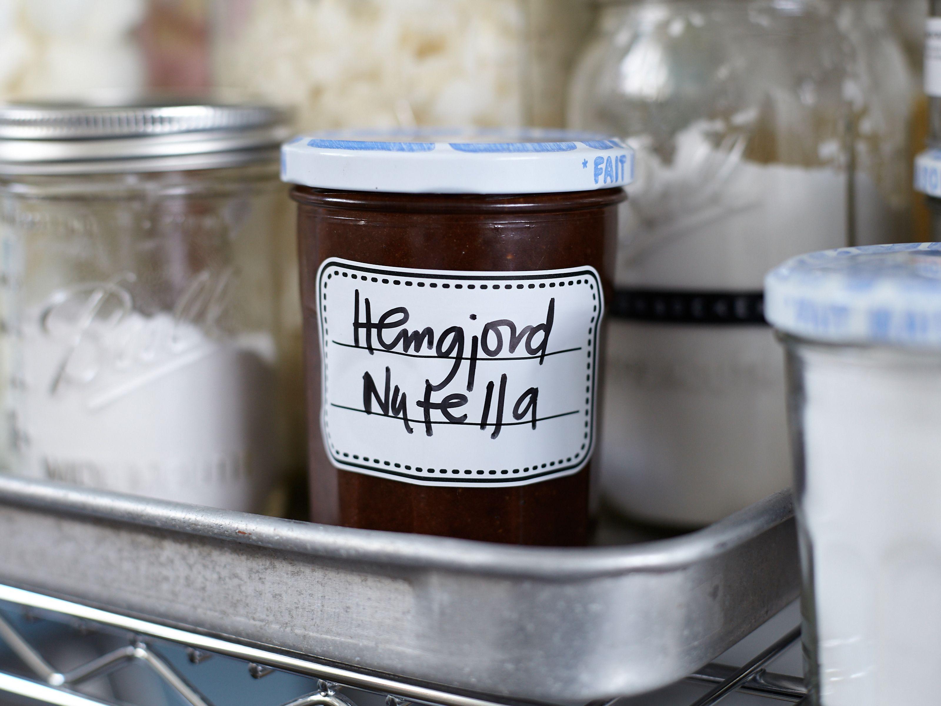 Hemgjord nutella | Recept från Köket.se