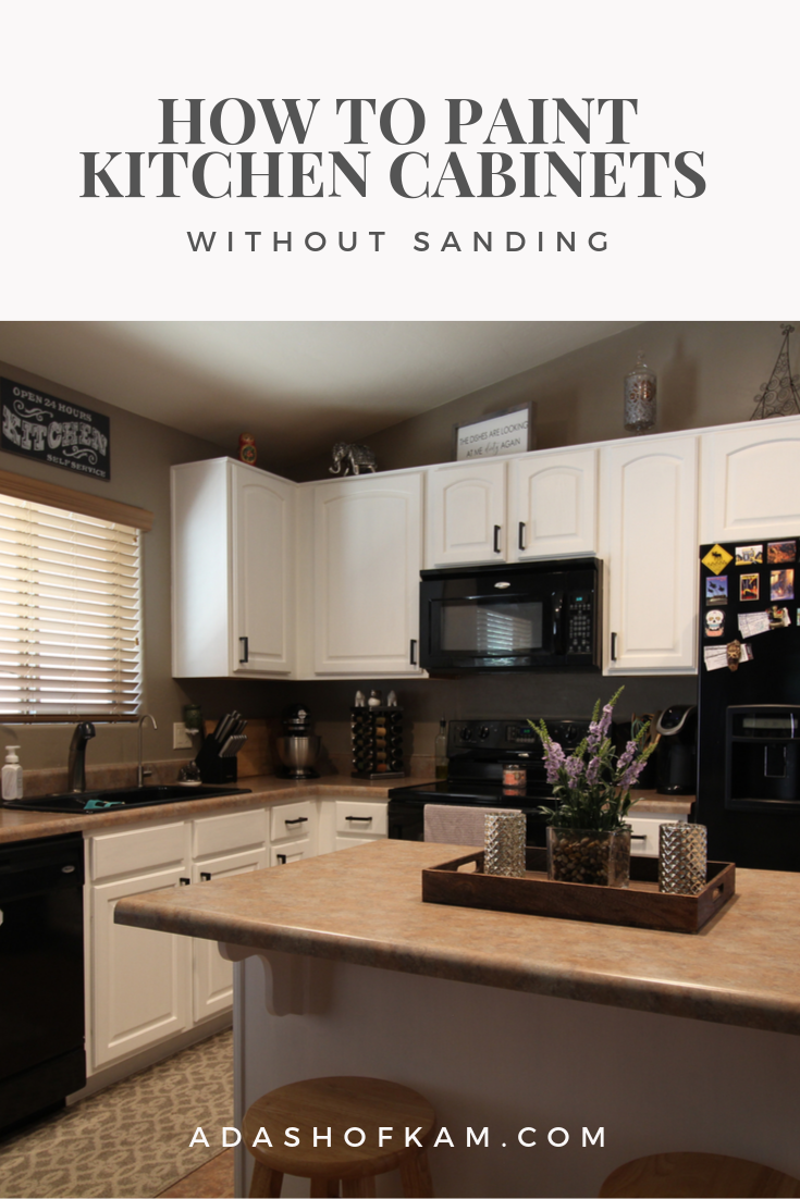 Painting Kitchen Without Sanding (With images