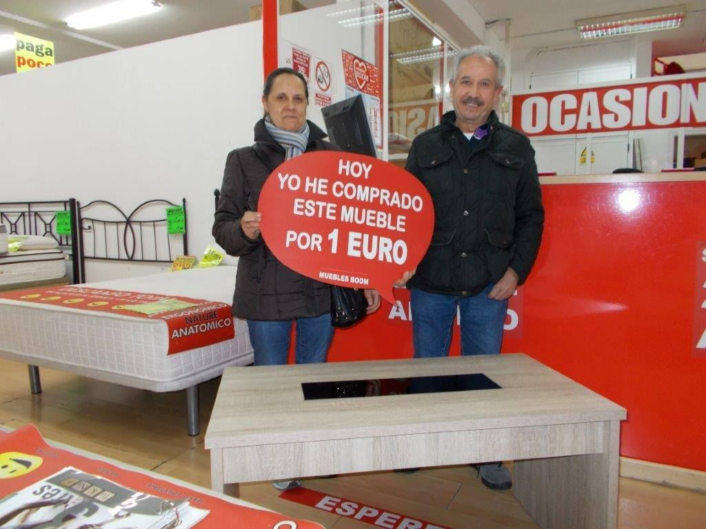 Ayer Piedad Z C Y Jos Luis F M Se Compraron Por S Lo 1 Euro  # Muebles Boom Alcorcon