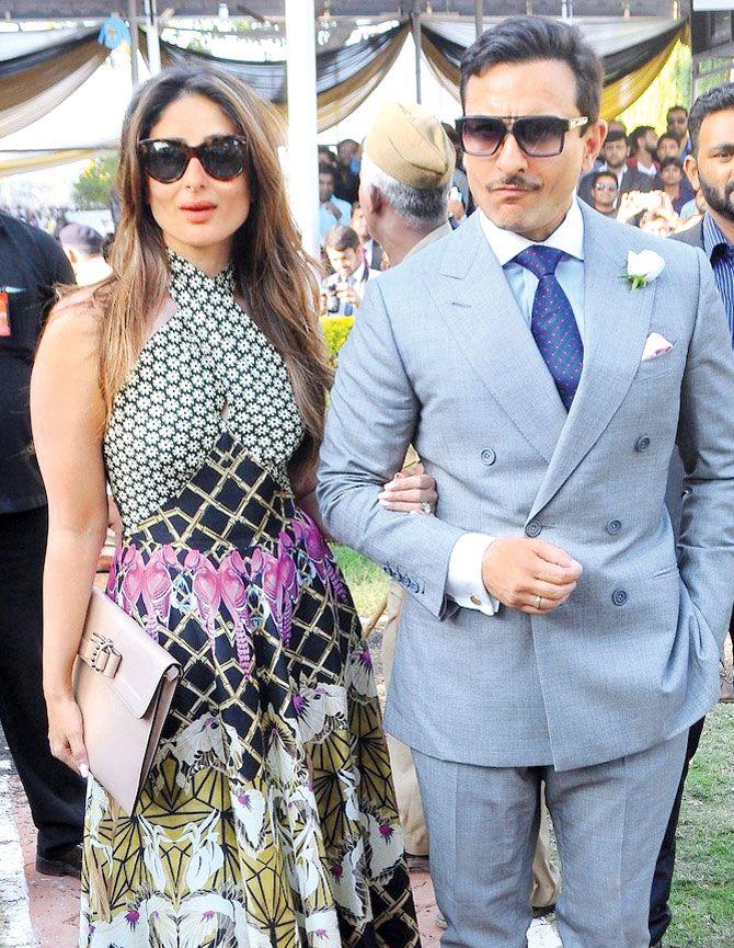 Spotted Kareena Kapoor Khan And Saif Ali Khan At Derby Bollywood Fashion Kareena Kapoor Khan Bollywood Celebrities