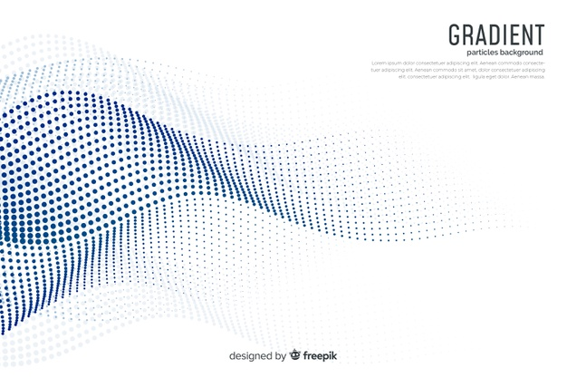 Gradient Particles Background Geometric Background Vector Free Black Texture Background