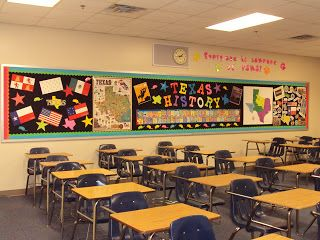 Photo of Cute Texas History Classroom Idea, can be used for any state… Change to Virgin…