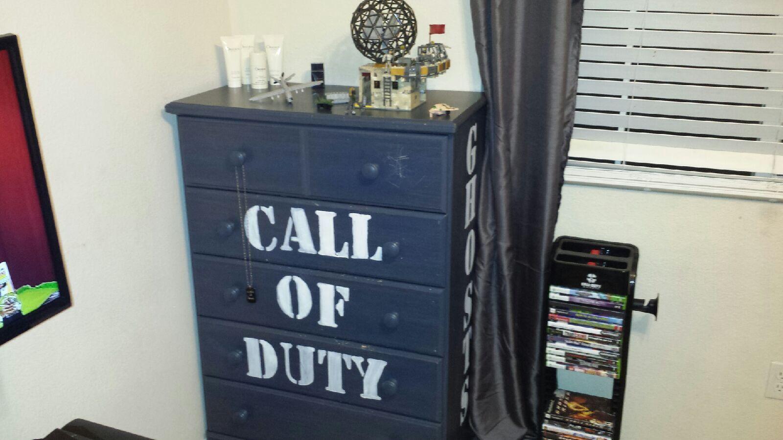 Call Of Duty Bedroom Boys Bedroom Kids Bedroom Gamer Bedroom