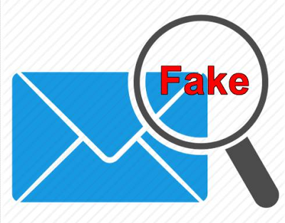 How to send email with fake email address: Fake emails are