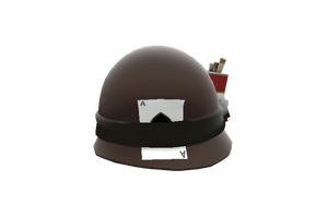 Free Tf2 Soldier Vintage Soldier S Stash Tf2 Items Soldier Riding Helmets