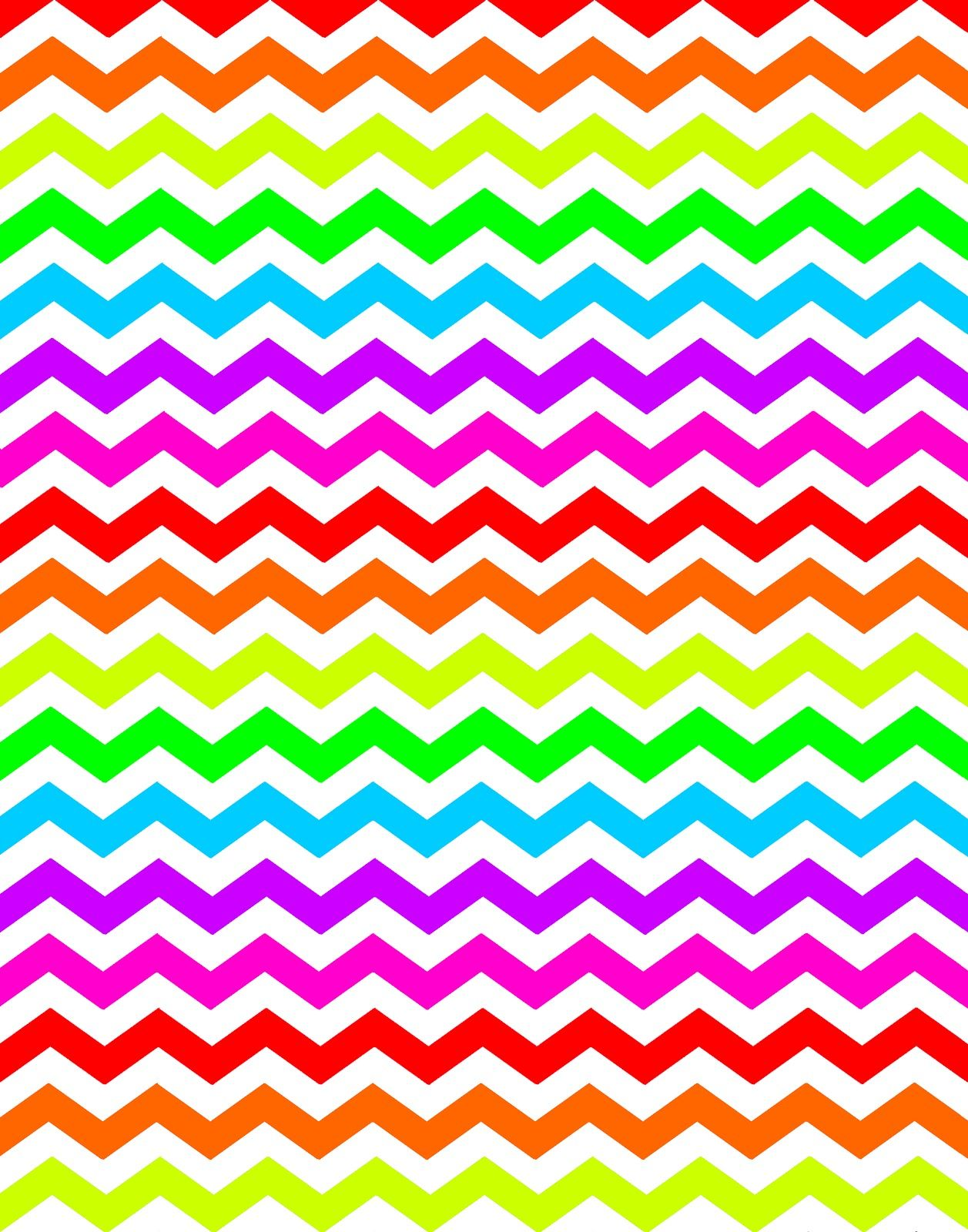 Doodle Craft...: 16 New Colors Chevron background patterns ...