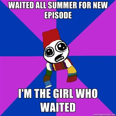 I'm STILL waiting cause I don't have the stinking channel!