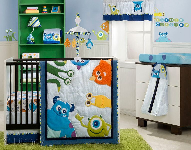 We Think That This Will Be The Nursery Theme Our Little Monster