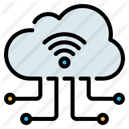 Cloud Computing Free Vector Icons Designed By Nawicon Vector Icon Design Vector Icons Vector Free