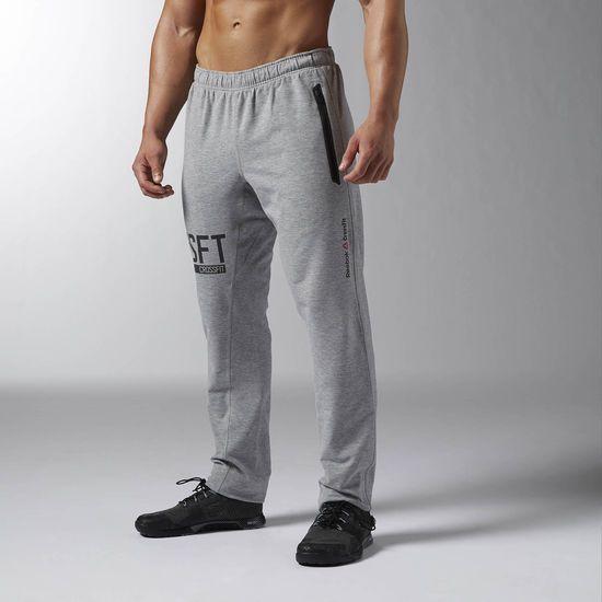 reebok gym track pants