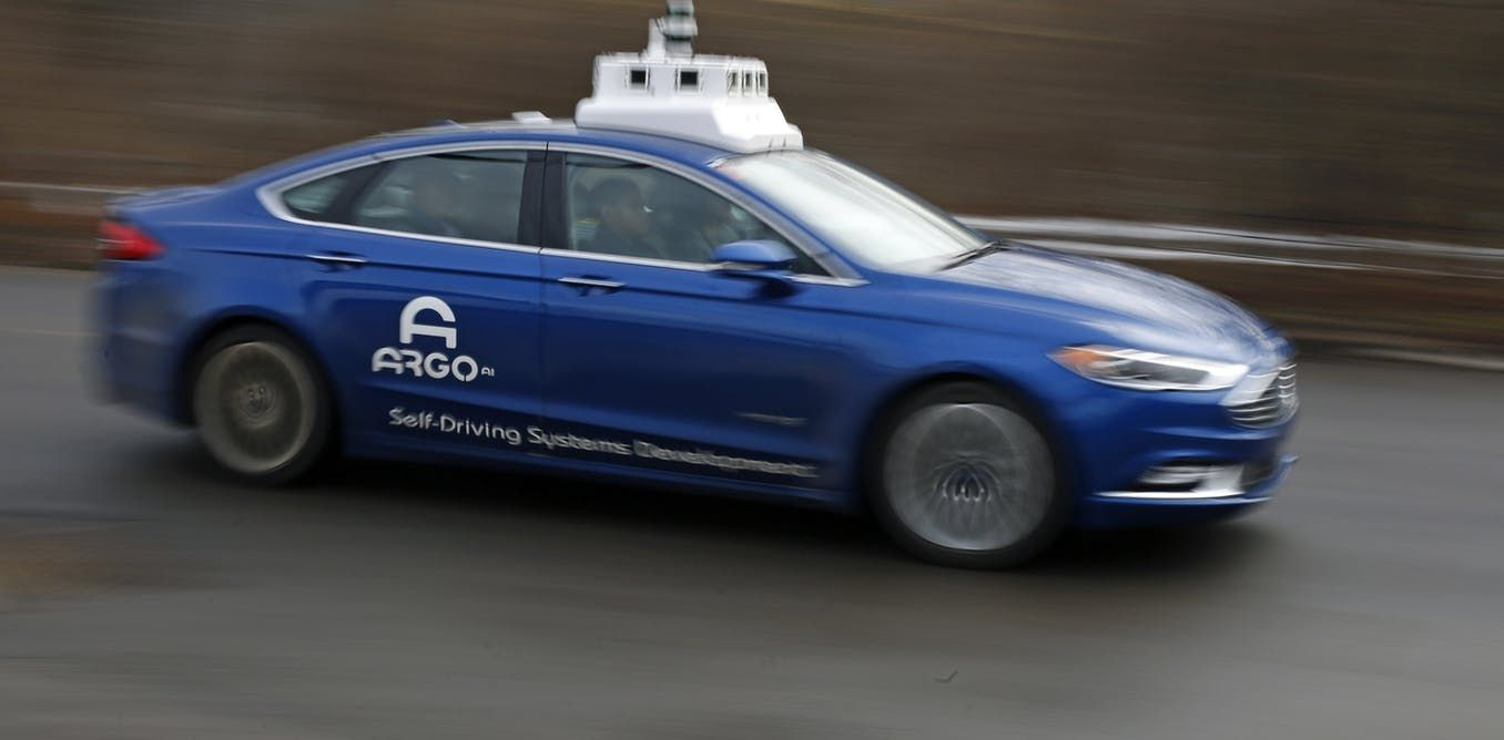 There Are A Few Notable Milestones Along The Road To Fully Self Driving Cars Self Driving Autonomous Vehicle Orlando Police Department