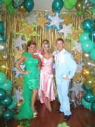 80s prom party ideas-photo backdrop.  Adjust colors accordingly.