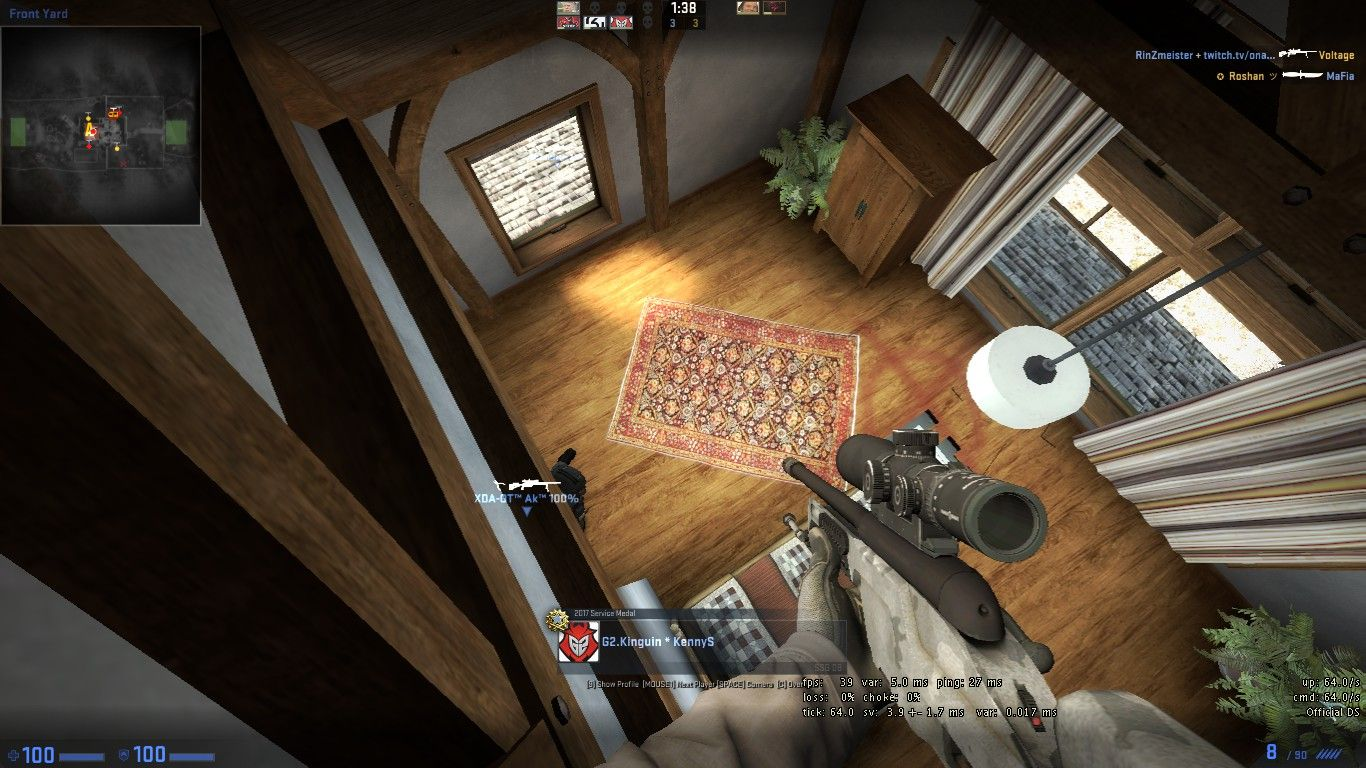 counter strike global offensive glitches