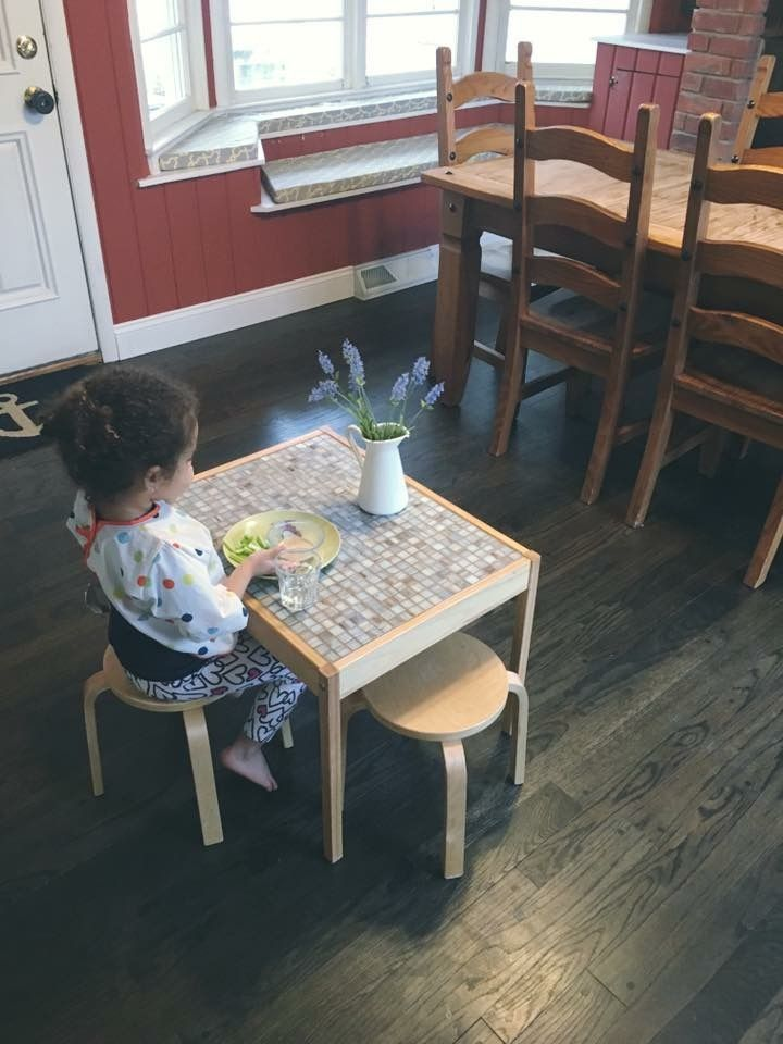 Montessori Table Toddler Eating Area Kid Dining Table Ideas