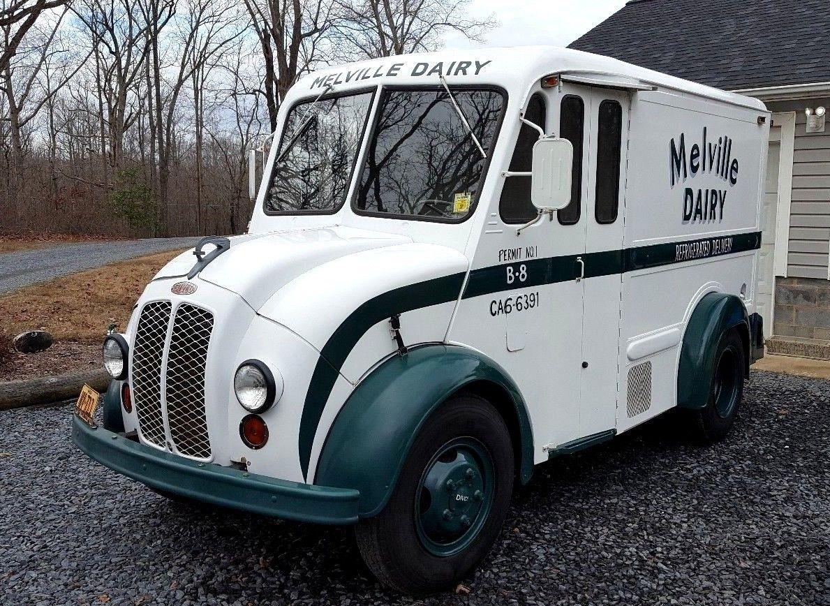 1966 DIVCO 300E | eBay | Divco milk trucks | Recreational