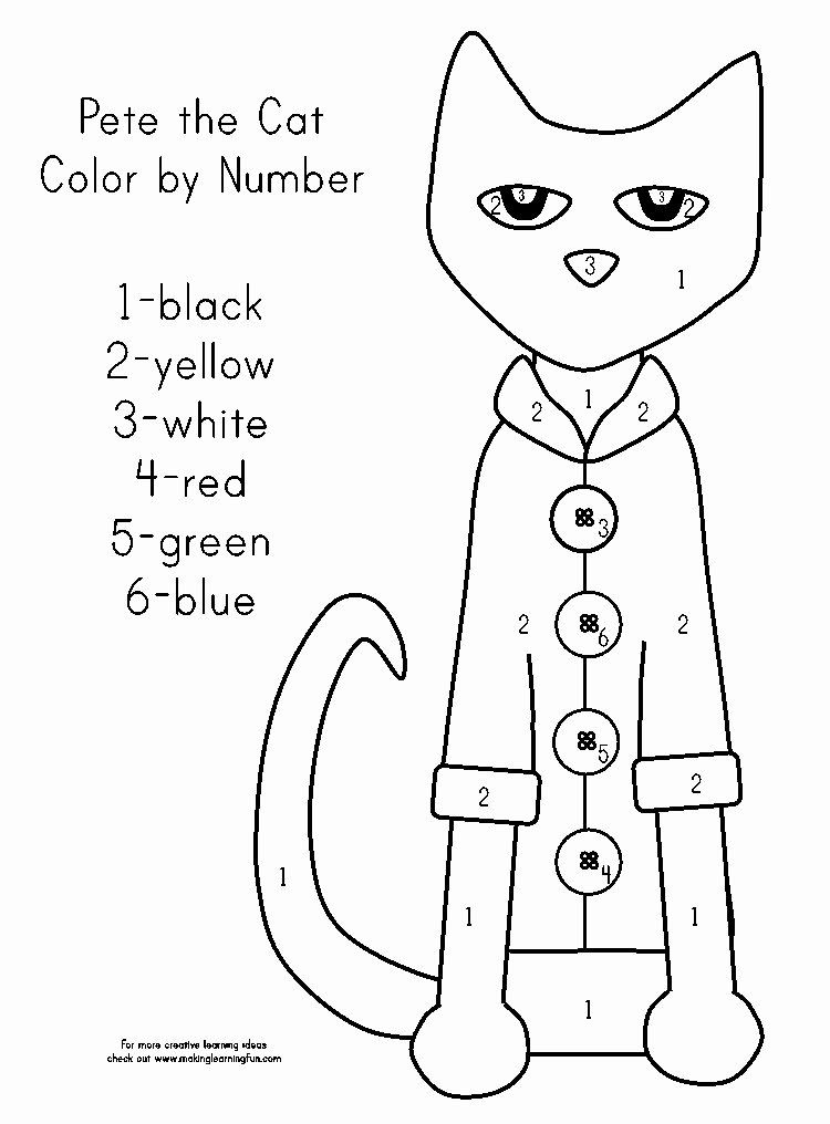 32 Pete the Cat Coloring Page   Pete the cat buttons, Pete ...