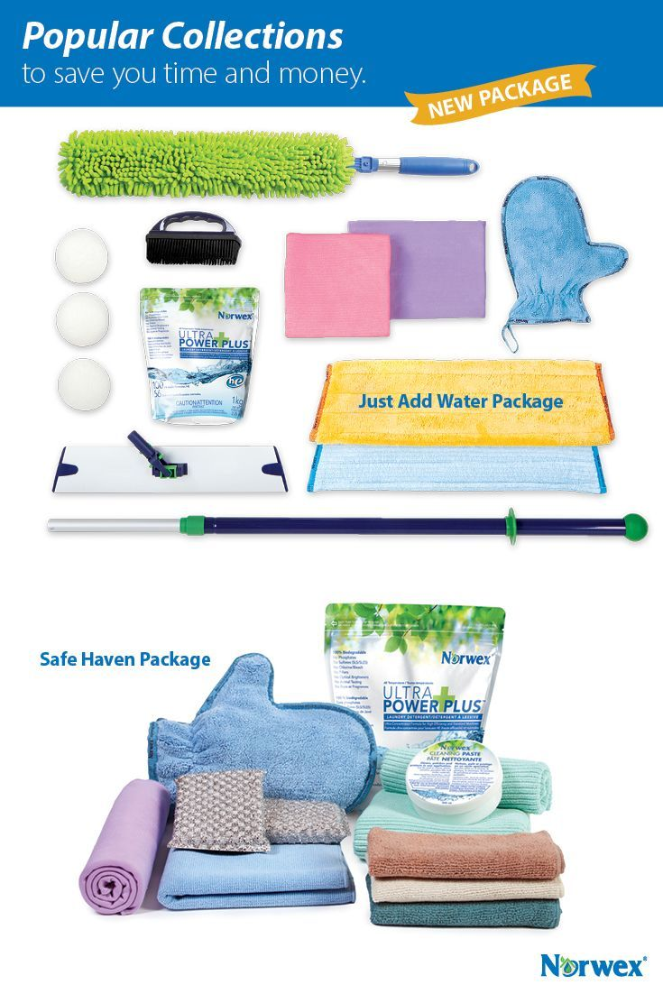 The Norwex collections are the best way to save money (Other than ...