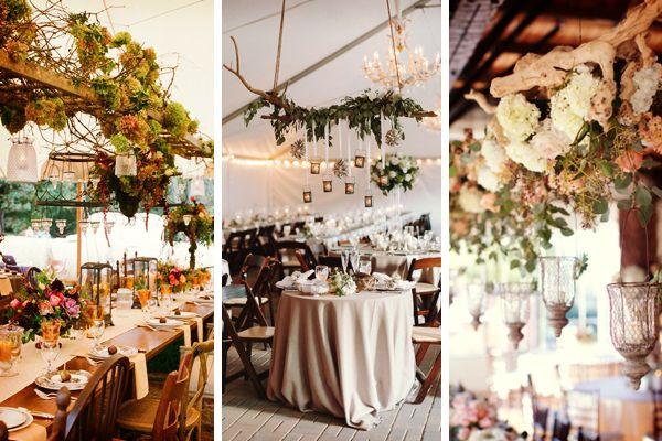 Centros de mesa para boda colgantes Mesas, Planes and Bodas - centros de mesa para bodas