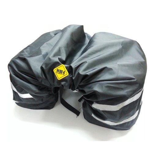 Motorcycle Saddle Bag Rain Cover Fits Any 45l 50l Rain Cover Bags Saddle Bags