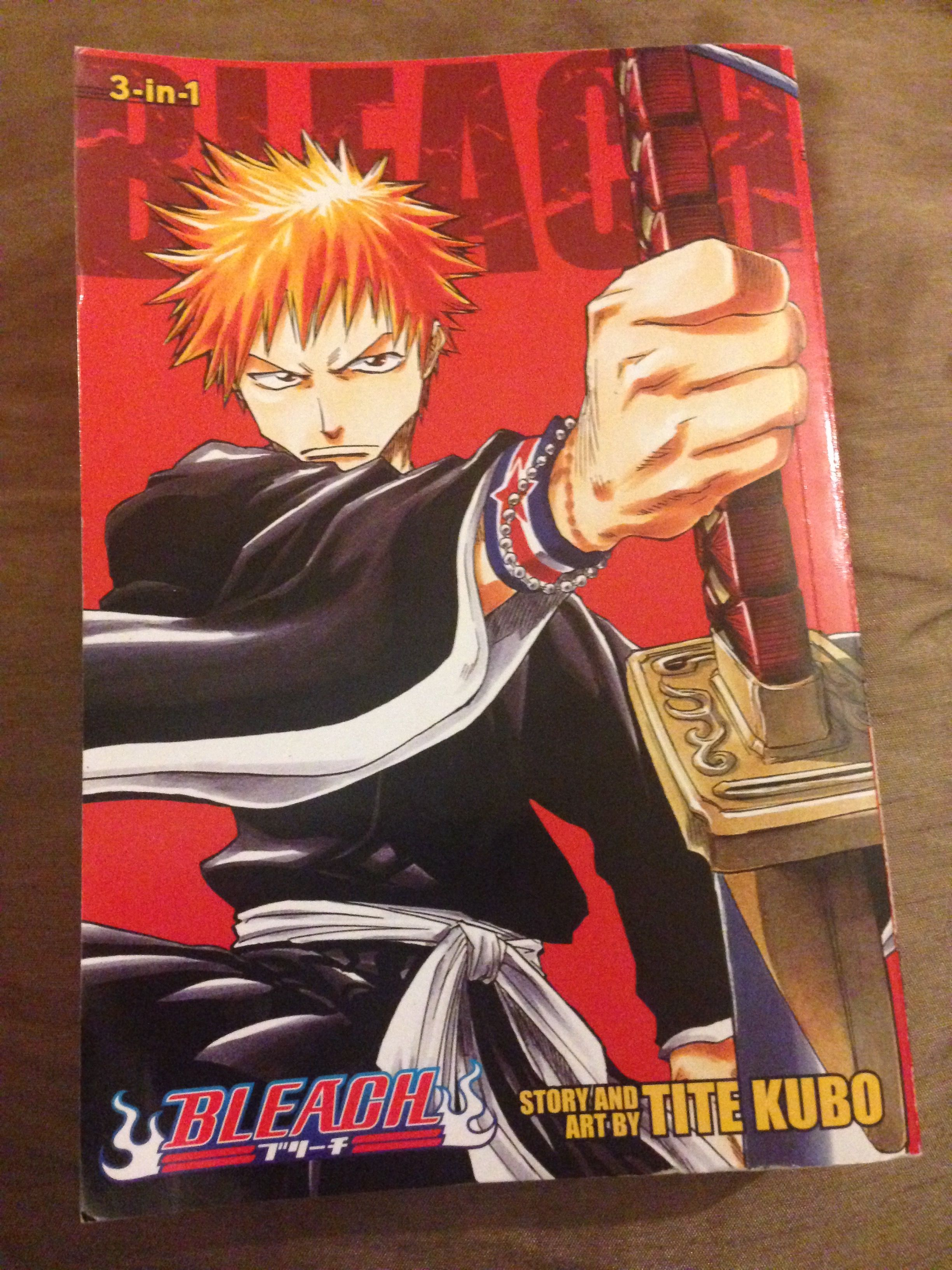 My bleach manga bleach manga graphic novel viz media