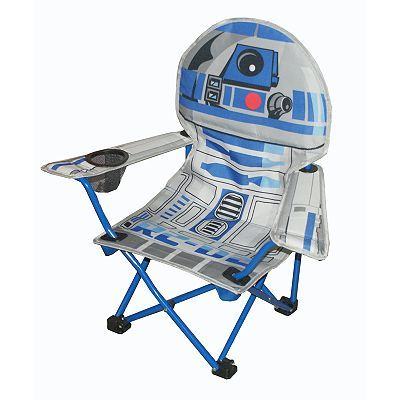 R2 D2 Kids Folding Chair On Sale At Kohl S For 8 55