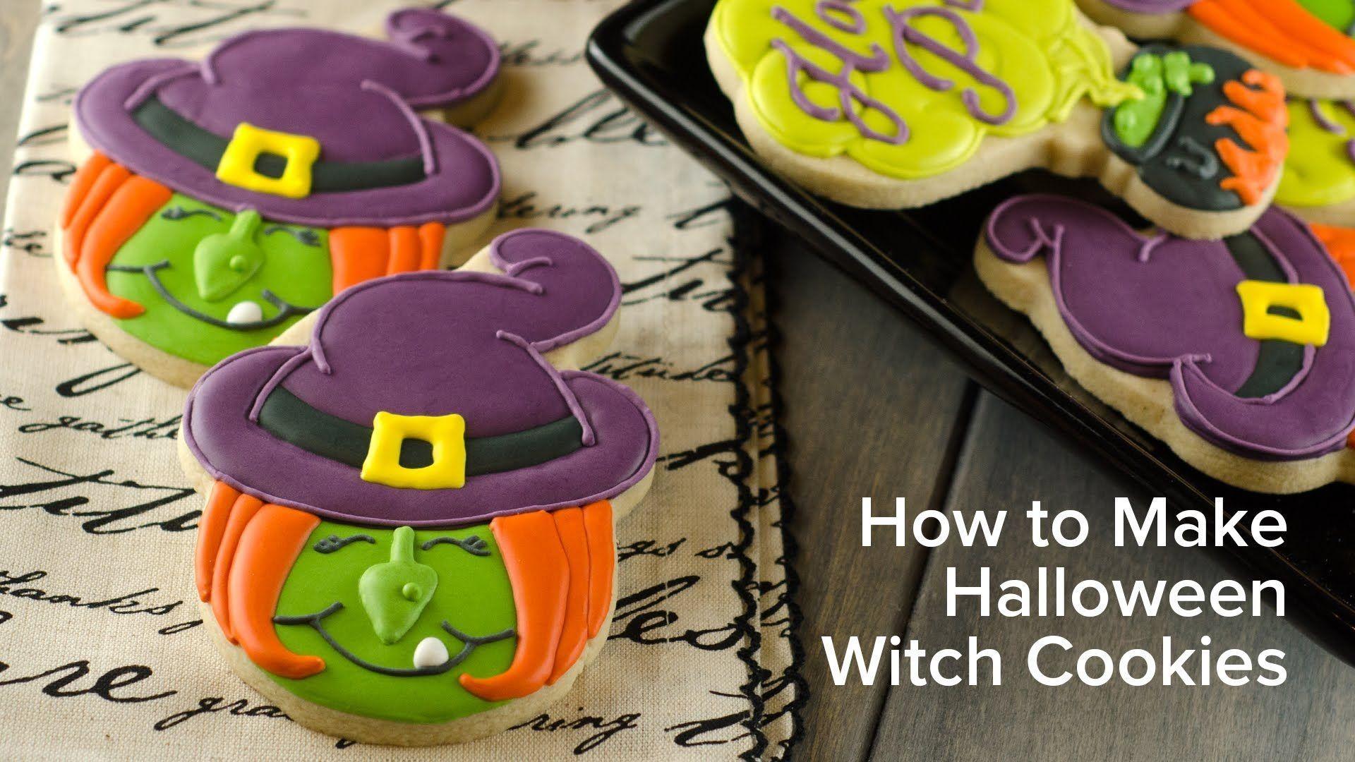 23   Decorated Halloween Cookies #halloweencookiesdecorated