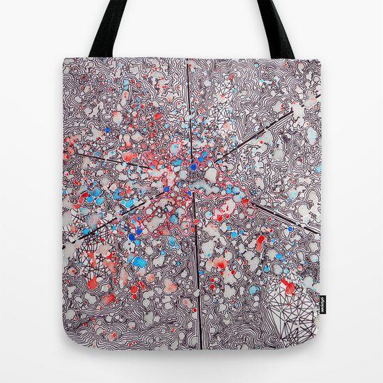 Unknown Tote Bag by Eggjuicy - $22.00