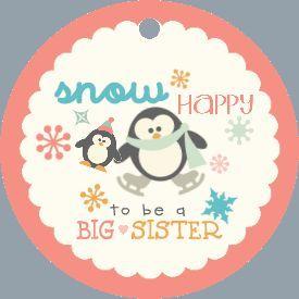 Penguin Big Sister TEMPLATE: 118064 By Kelsi Kunz Full Circle ...
