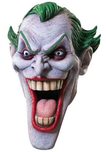 Deluxe Joker Mask in 2019   Clown mask 5a568283db