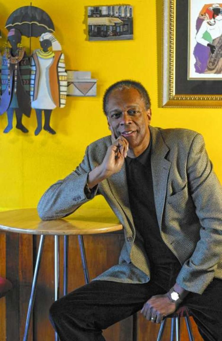 Radio personality Bob Law warns that black radio is in