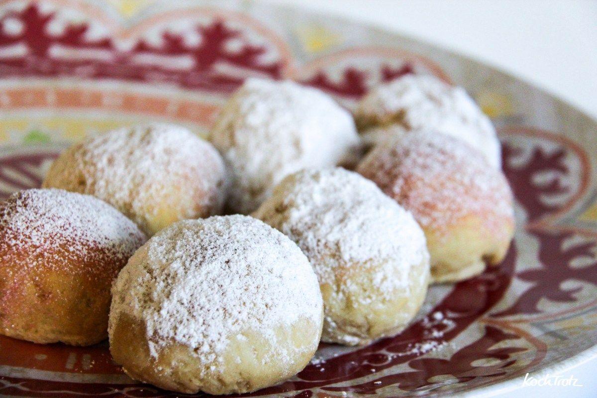 Glutenfreie Gefullte Ofenberliner Krapfen Berliner Pfannkuchen
