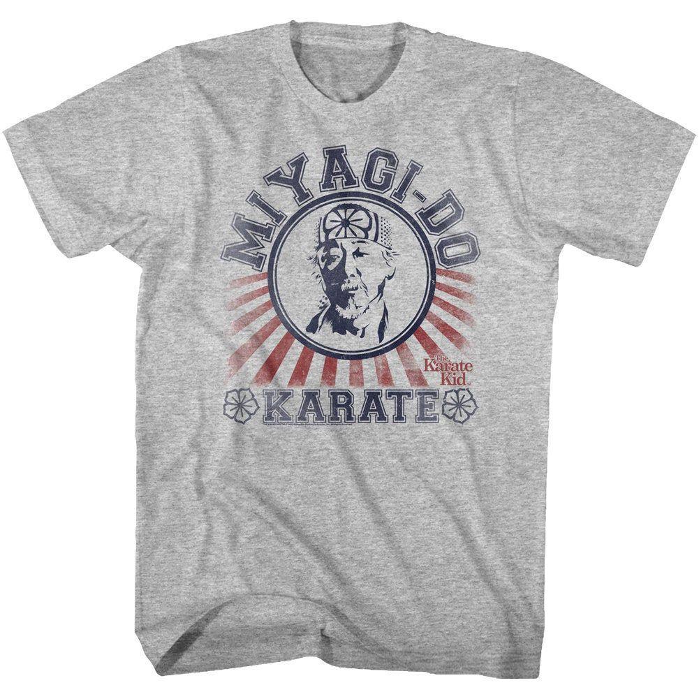 Karate Kid Daniel And Miyagi White Youth T-Shirt