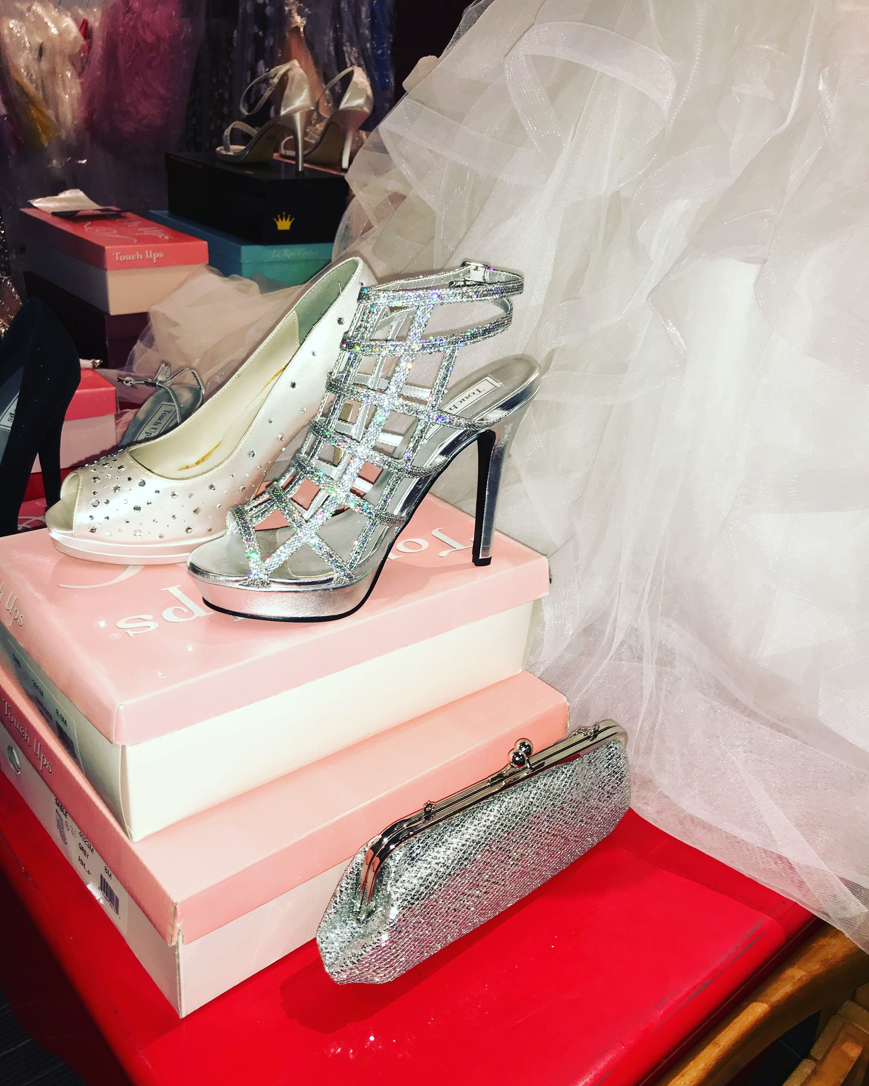 Shoes Cupid Couture  Weddings, Prom & Portraits 64 W. Lincolnway  Valparaiso, IN 46383 219-242-8367 www.cupidcouture.com YourOneStopShop👗💃🏼👰🏻💍👠📷