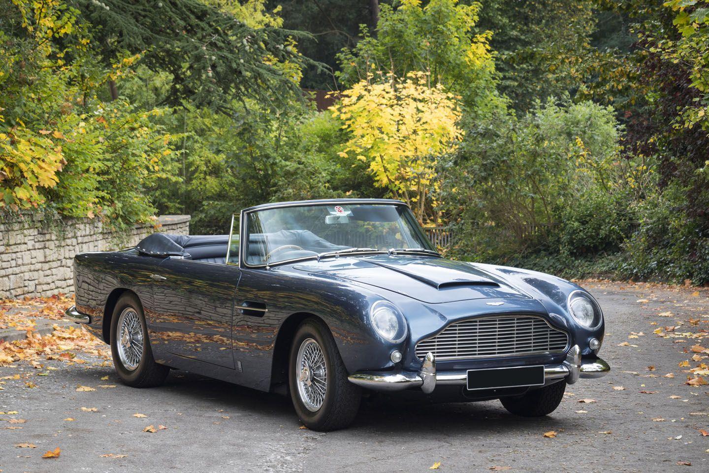 1965 Aston Martin Db5 Convertible Aston Martin Db5 Aston Martin Convertible Aston Martin