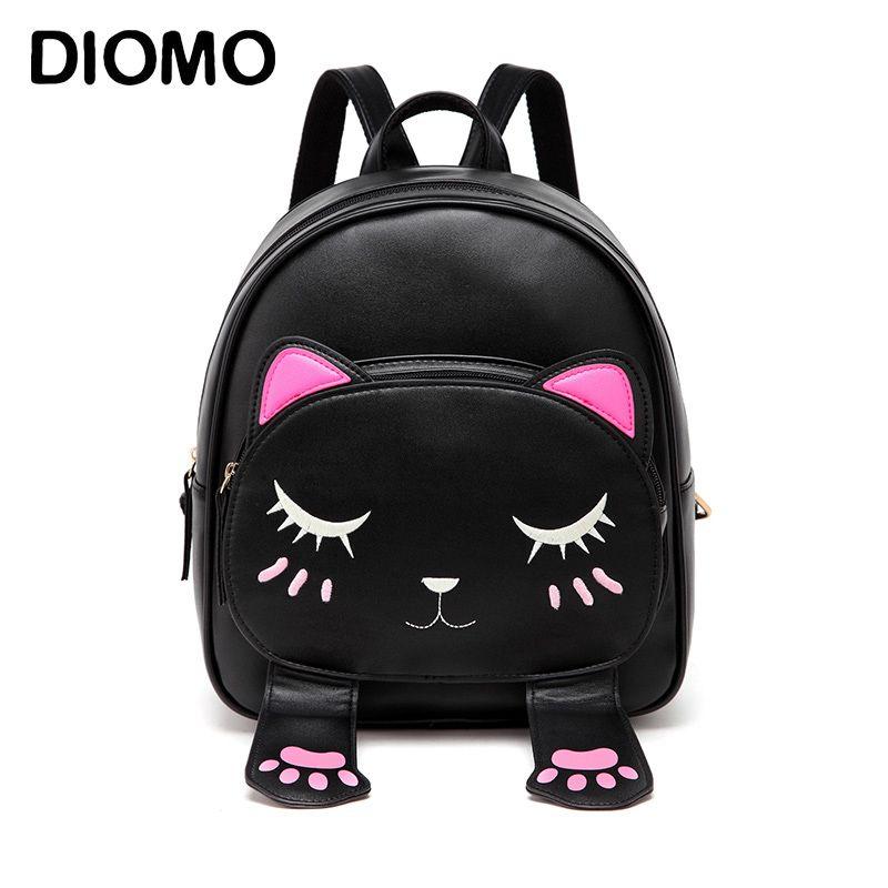 Encontrar Más Mochilas Información acerca de DIOMO gato