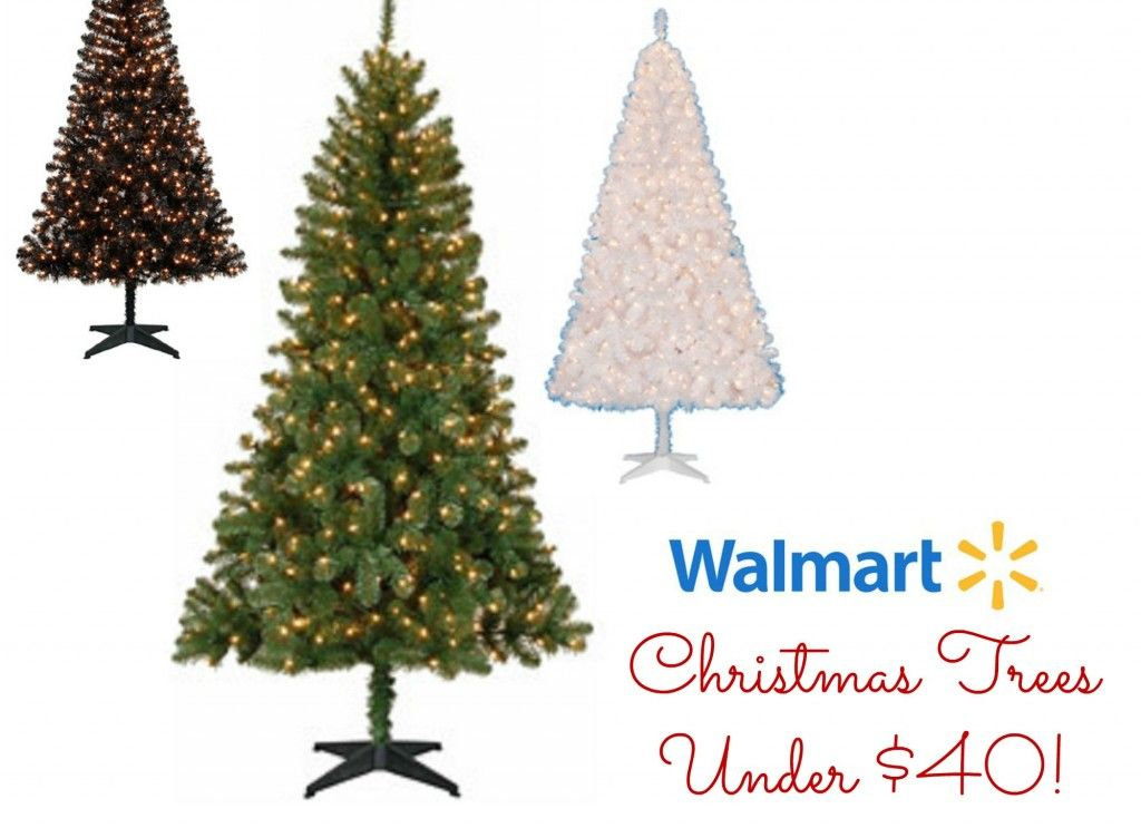 i am already in the holiday start with these awesome pre lit walmart christmas trees if you dont want to wait for the walmart black friday ad deals - Walmart Black Friday Christmas Tree