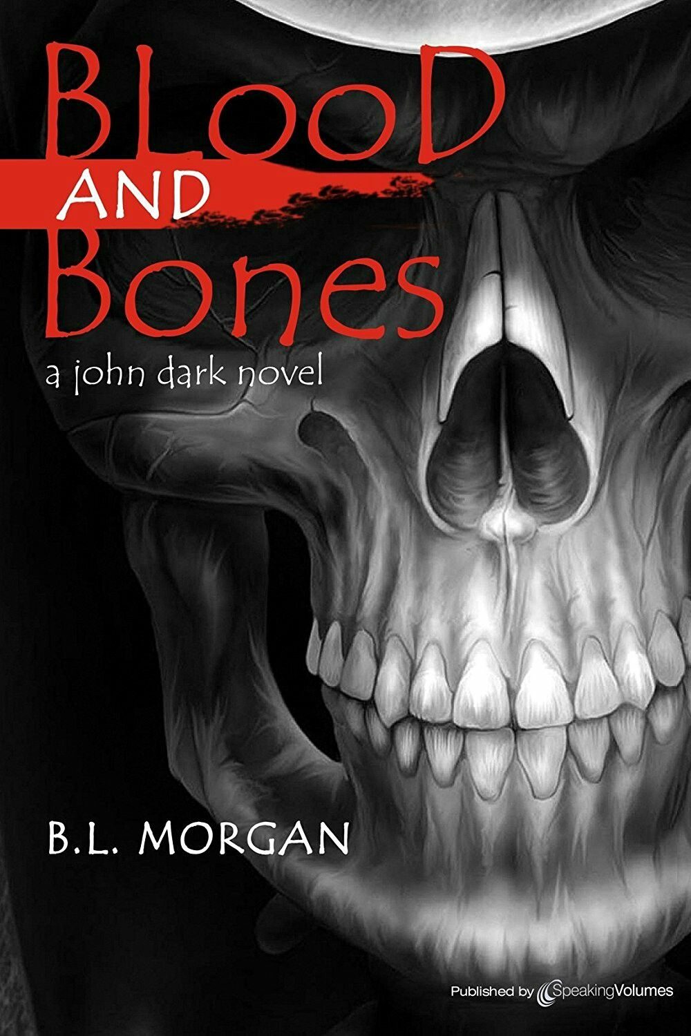 """""""Blood And Bones"""" *** B.L. (2014) Skull pictures"""