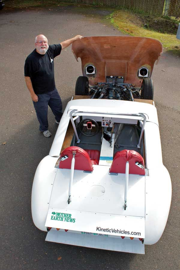 Build Your Own Car That Gets 100 Miles Per Gallon Green Transportation Mother Earth News Stacy Stone Huber Burroughs We Should Try This Sometime