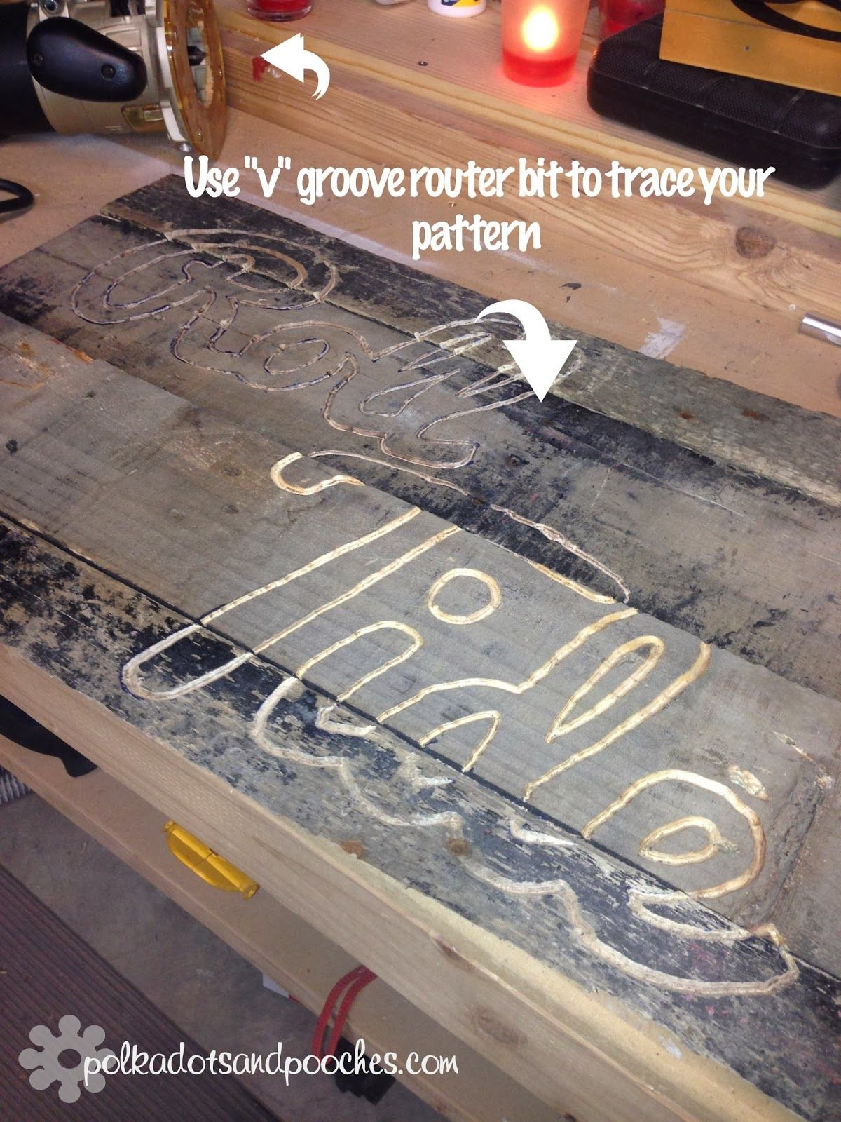 How To Make Wood Signs With A Router Diy Ideas Wood Signs Wood