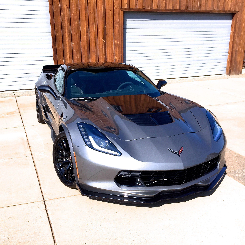 The Legendary Chevrolet Corvette C7