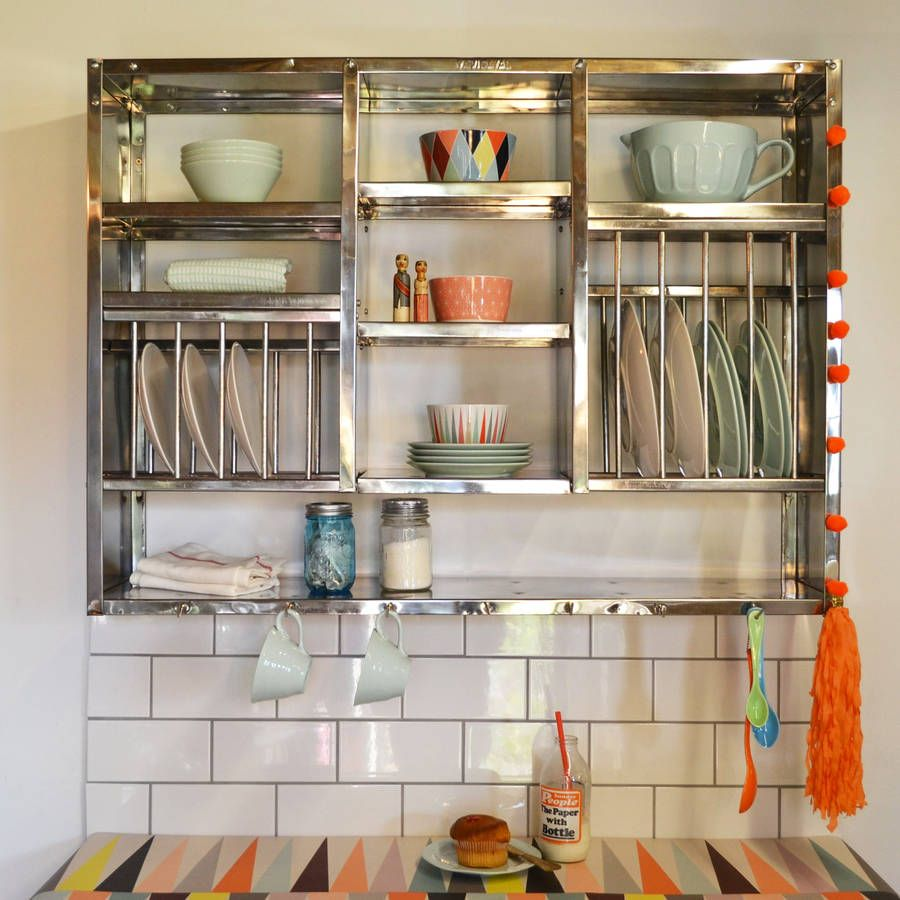 Plate Storage Rack Kitchen Mighty Stainless Steel Plate Rack Shelves Hooks And Plate Racks