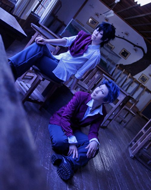 Corpse Party Cosplay Kizami And Kurosaki Cosplay Ideas Corpse