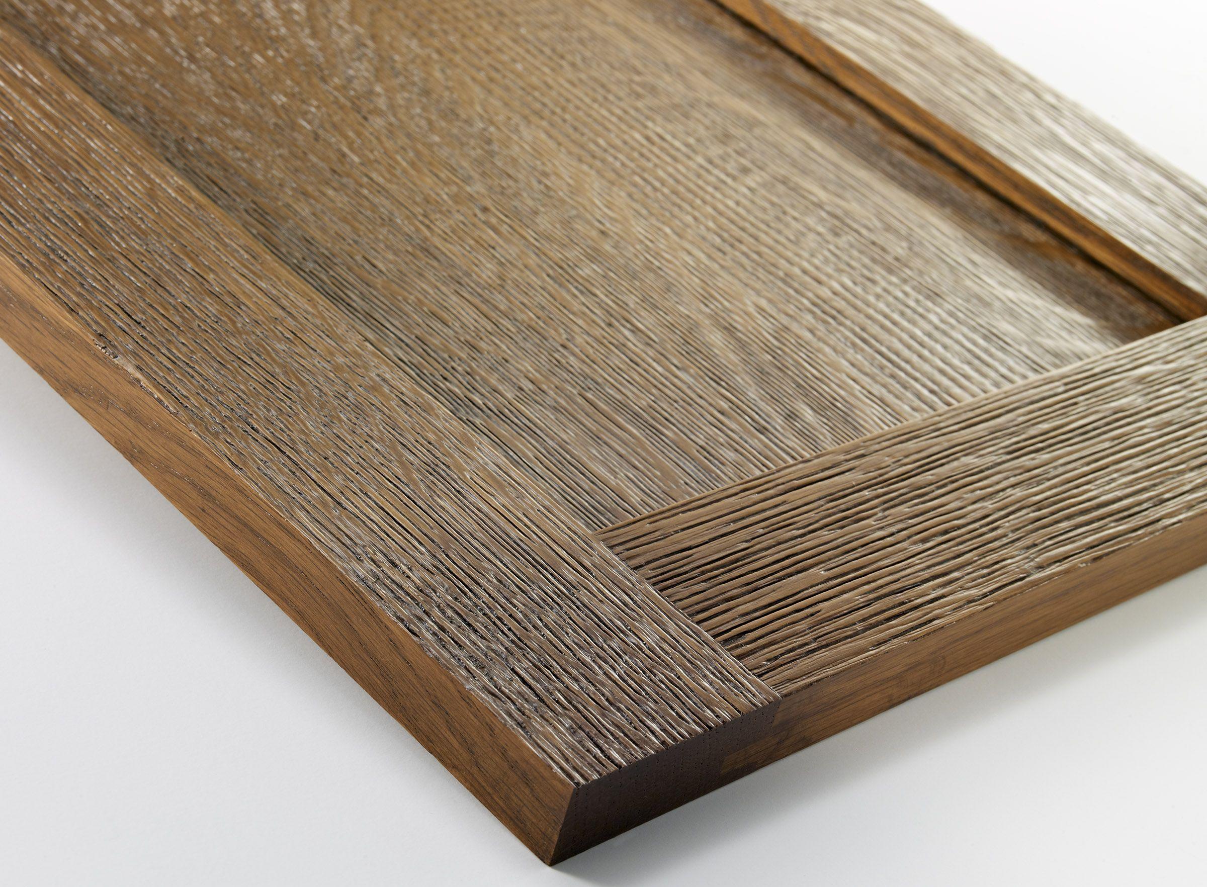 Conestoga Wood Specialties Weathered Grain Door Finished In Autumn Weathered Conestoga Kitchen Design