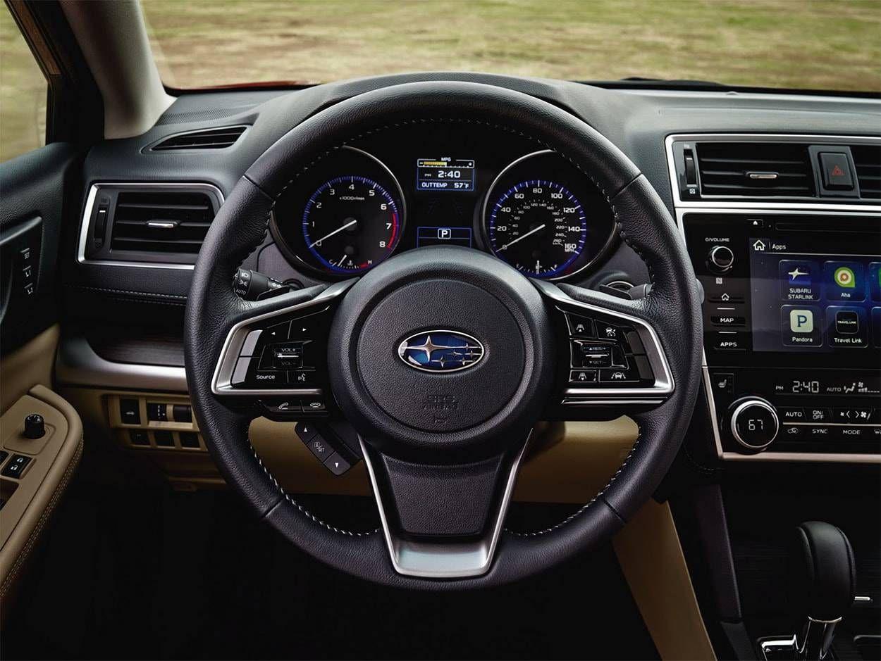 Novo Subaru Legacy 20192020 Planejamento reestilizado