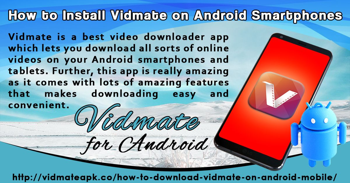Vidmate App On Android Phone Is A Very Effective Video Downloading