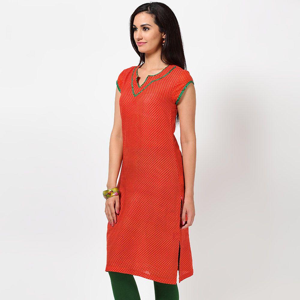 Shirt design kurti - Latest Designs Of Women Cotton Shirts And Kurti For Spring Summer Stylesgap Com